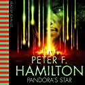 Pandora's Star (       UNABRIDGED) by Peter F. Hamilton Narrated by John Lee