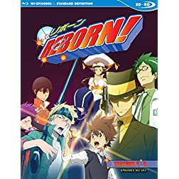 Reborn! TV Series Volume 2 SDBD [Blu-ray]