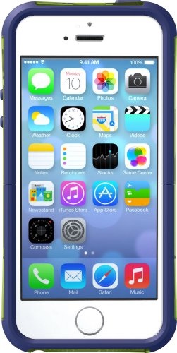 OtterBox Reflex Series Case for iPhone 5 & 5S - Retail Packa