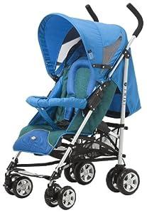 Zooper 2011 Twist Lightweight Umbrella Stroller, Ocean Blue