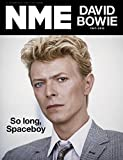 DAVID BOWIE Photo Cover Special UK NME MAGAZINE JANUARY 2016 NEW