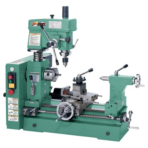 Review Of Grizzly G4015Z Combo Lathe/Mill