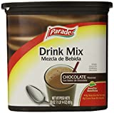 Parade Instant Drink Mix, Chocolate, 30 Ounce