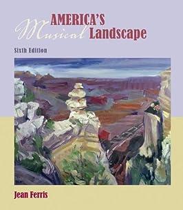 America's Musical Landscapre with 3-CD Set