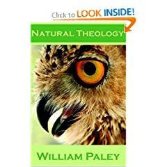 Paley's Natural Theology
