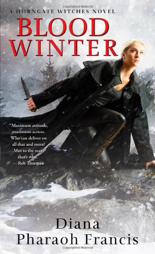 Image of Blood Winter (Horngate Witches Books)