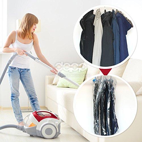Best Deal 50 pc/s vacuum bag for clothes 80 x 110 cm ...