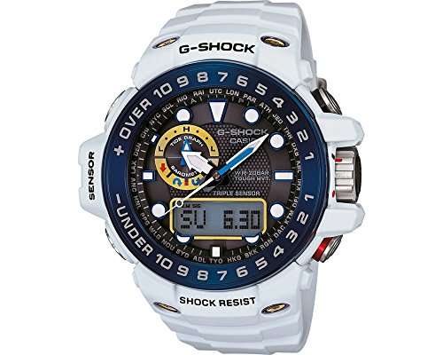 Watch CASIO GWN-1000E-8AER