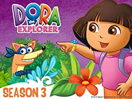 Dora the Explorer - Season 3