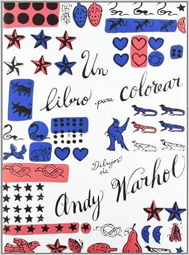 Un libro para colorear dibujos de andy warhol los cuentos for Audio libro el jardin secreto