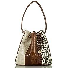 Trina Shoulder Bag<br>Brown Sahara