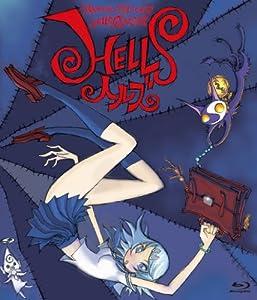 HELLS Blu-ray