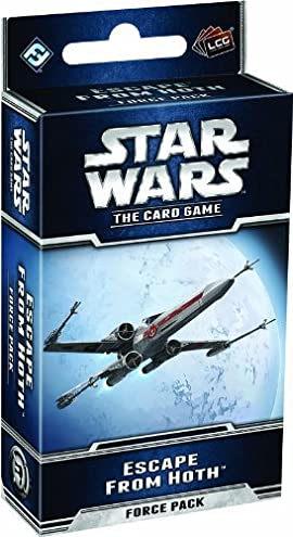 Star Wars LCG Escape From Hoth Force Card Game Pack