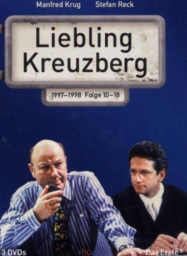Liebling Kreuzberg - Episoden 10-18 [3 DVDs]