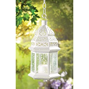 20 Large Moroccan Lantern Wedding Centerpieces Kitchen Home