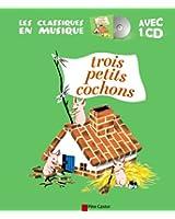 Trois petits cochons (1CD audio)