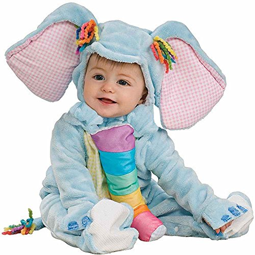 Noah's Arc Elephant Infant Costume - 6-12 Months - Kid's Costumes