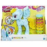 Play-Doh My Little Pony Rainbow Dash Style Salon Playset