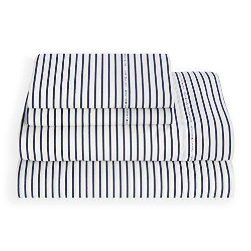 tommy-hilfiger-signature-stripe-print-sheet-set-king