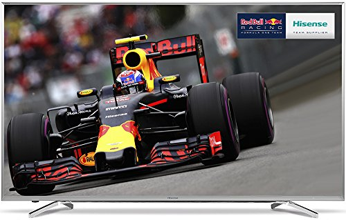"Hisense H55M7000 55"" 4K Ultra HD Smart TV Wi-Fi Acciaio inossidabile"