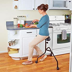 Amazon Com Roll About Rolling Office Chair Kitchen Amp Dining