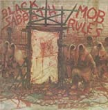 Mob Rules LP (Vinyl Album) French Vertigo 1981
