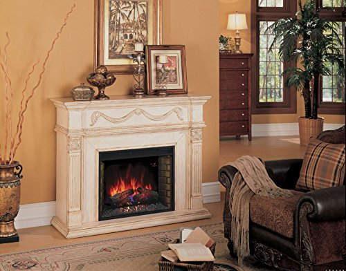 Classic Flame Gossamer 28WM184-T408 MANTEL ONLY.