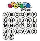 クロックス(crocs) ジビッツ(jibbitz) アルファベット ・W