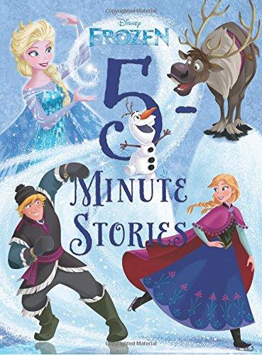 Frozen - 5-Minute Frozen Stories (5 Minute Stories)