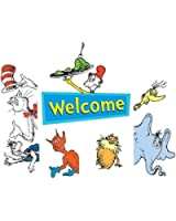 Eureka Cat In The Hat Welcome Go-Arounds