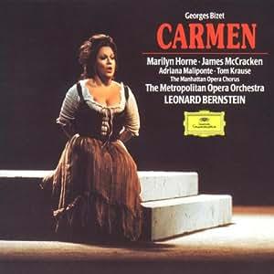 , Colette Boky, Bodo Igesz, Tom Krause - Carmen - Amazon.com Music