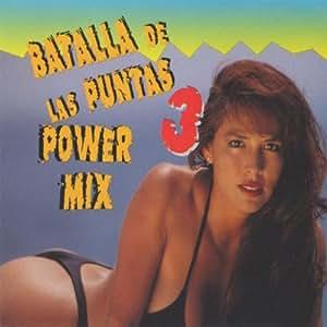 Varous - Batalla De Las Puntas Power Mix 3 - Amazon.com Music