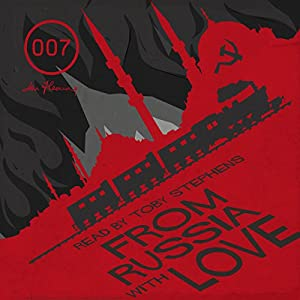 From Russia with Love Audiobook