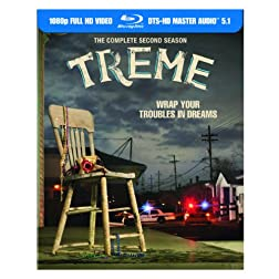 Treme: The Complete Second Season [Blu-ray]