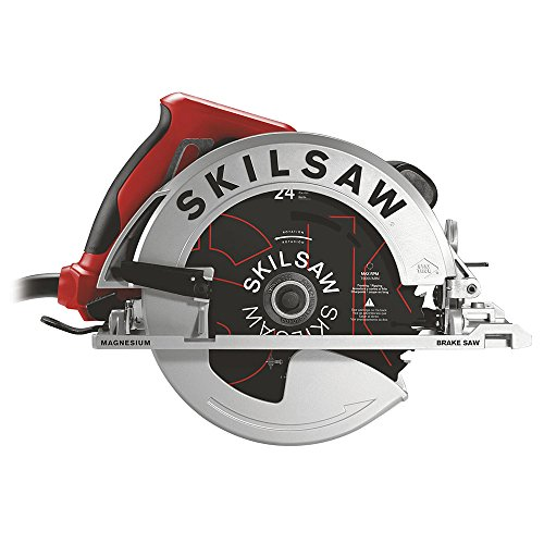 Buy Cheap SKILSAW SPT67WMB-01 Magnesium 15 Amp Sidewinder Circular Saw with Brake, 7.25