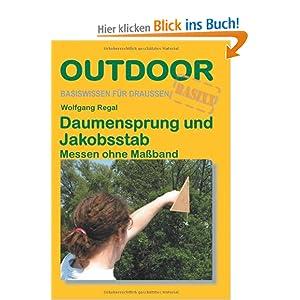 eBook Cover für  Daumensprung und Jakobsstab Messen ohne Ma szlig stab Messen ohne Ma szlig band
