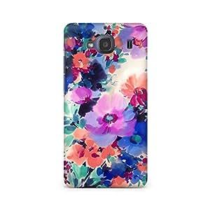 Mobicture Pattern Premium Designer Mobile Back Case Cover For Xiaomi Redmi 2s