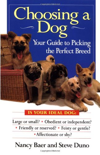 Choosing a dog: your guide to picking the perfect breed nanc
