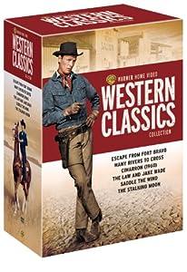 Warner Home Video Western Classics Collection (Sous-titres franais) (Sous-titres français)