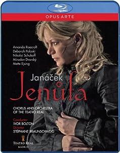 Janacek Jenufa Blu-ray 2011 from Opus Arte