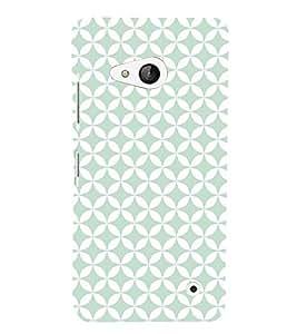 Spanish Green 3D Hard Polycarbonate Designer Back Case Cover for Lumia Lumia 550 :: Microsoft Lumia 550