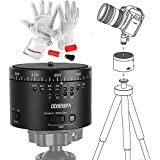 Sevenoak Photography Electronic Camera Tripod Ball Head 360 Degree Automatic Motorized Tripod Ballhead For IPhone 6 Plus, GOPRO 4/3+, Canon/ Nikon/ Sonny/Pentax DSLR Cameras