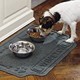 WATER & DIRT SHIELD ™ Personalized Pet Mat - Frontgate
