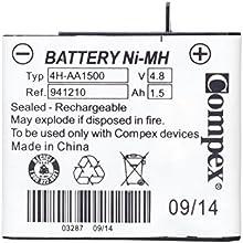 Compex derniere génération batterie de rechange-blanc-cO5 941210