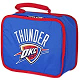 NBA Oklahoma City Thunder Lunchbreak Lunchbox, Blue/Orange Amazon.com