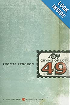The Crying of Lot 49 (Perennial Fiction Library) read online
