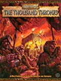 The Thousand Thrones: A Epic Campaign of Lurking Horror and Intrigue (Warhammer Fantasy Roleplay)(Robert F. Schwalb)