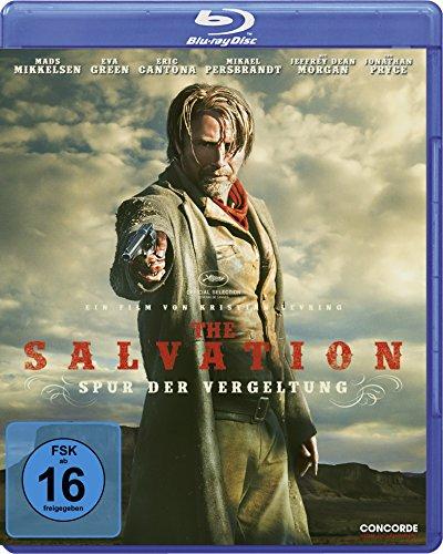 The Salvation - Spur der Vergeltung [Blu-ray]