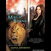 Magic Burns: Kate Daniels, Book 2 | [Ilona Andrews]