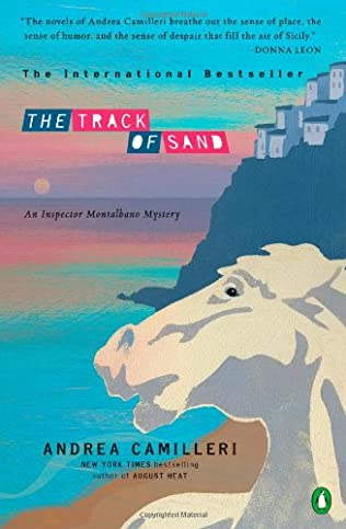 book cover of The Track of Sand